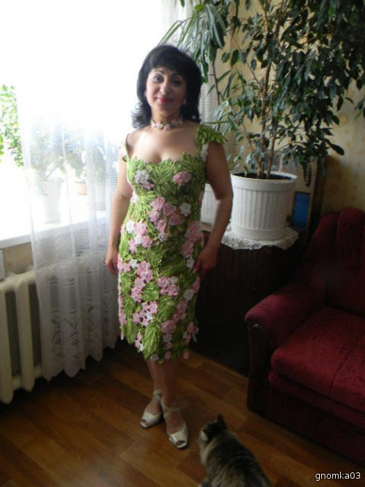 爱尔兰美衣美裙(201) - 柳芯飘雪 - 柳芯飘雪的博客
