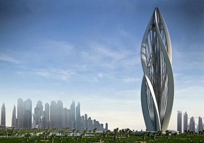 Дубаи-вперед к будущему