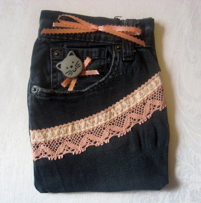 搞搞新意思---旧牛仔裤的N种创意! - reallyhe - reallyhe的博客