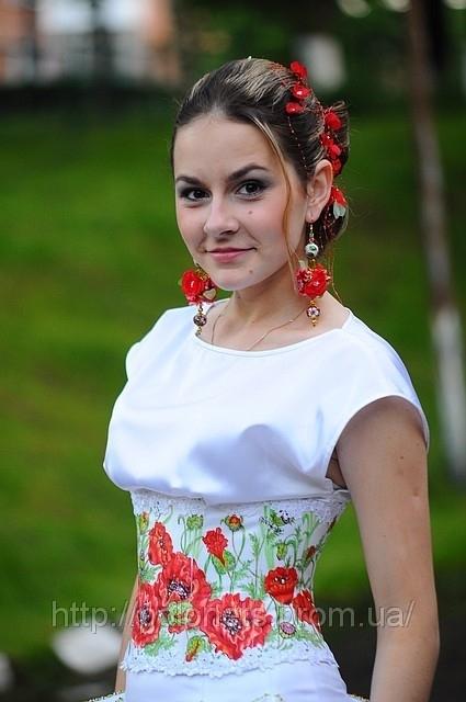 Свадебные платья в украинском(этно) стиле.  ПОШИВ ОДЕЖДЫ на заказ.