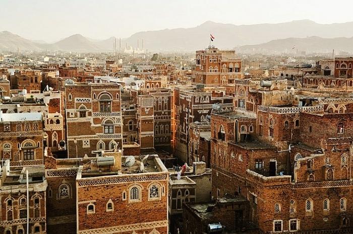Столица Йемена — г. Сана. Население — 1779 тыс. чел.