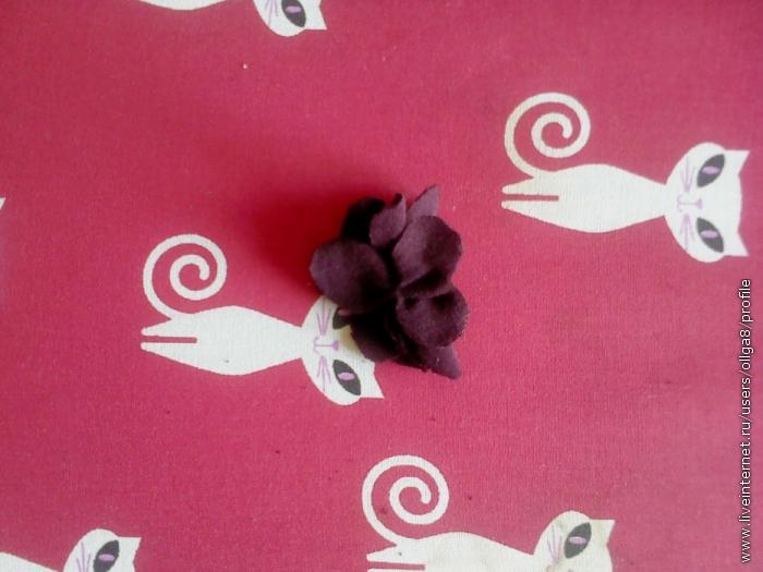и цветочки