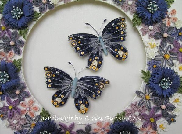 Шаблоны бабочек для