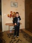 Внук Саша