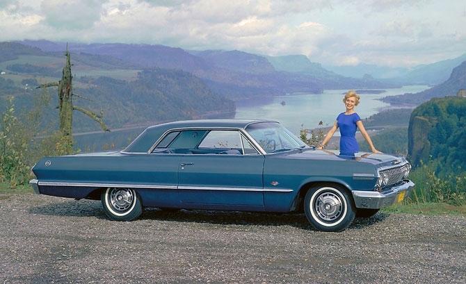 Impala Super Sport 1963 release.