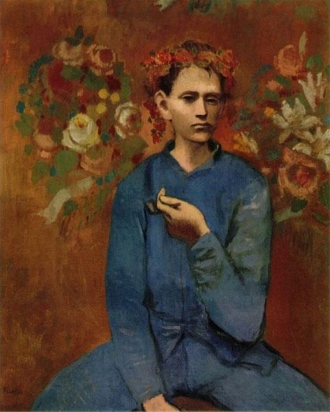 5. Пабло Пикассо — Дора Маар с кошкой (1941) Продана за 95.2 млн. долларов в 2006 году