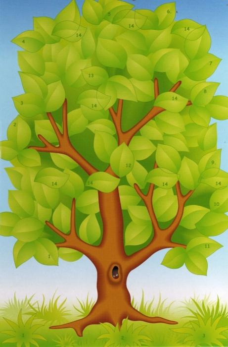 Например, генеалогическое древо из куска обоев, войлока, фотографий и терпения.  Ещё понадобятся плотный картон по...