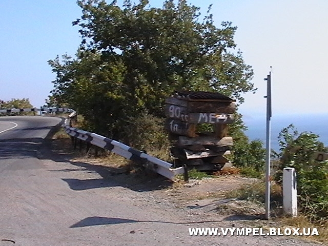 Крымские пейзажи