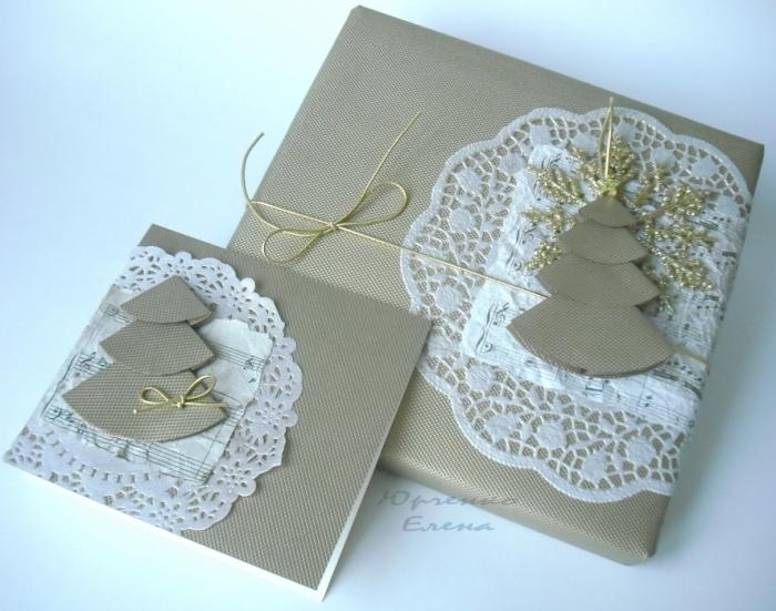 Кружевные салфетки своими руками новогодние