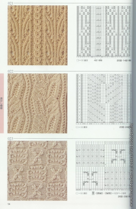 Knitting Patterns Book 250. ?????????? ?? LiveInternet - ?????????? ?????? ??...