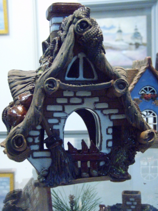 прибалтийские домики