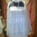 платье свадебное(Шелк)
