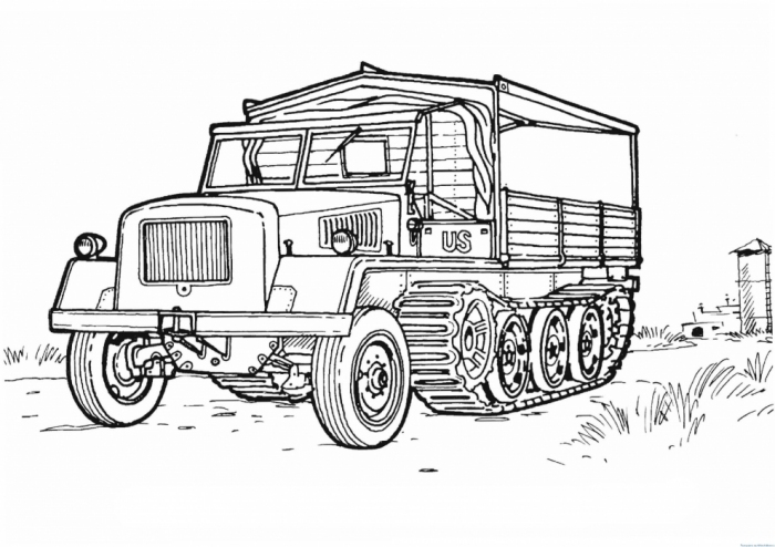 Lego Amry Free Coloring Pages