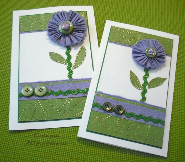 Идеи открыток своими руками 8 марта