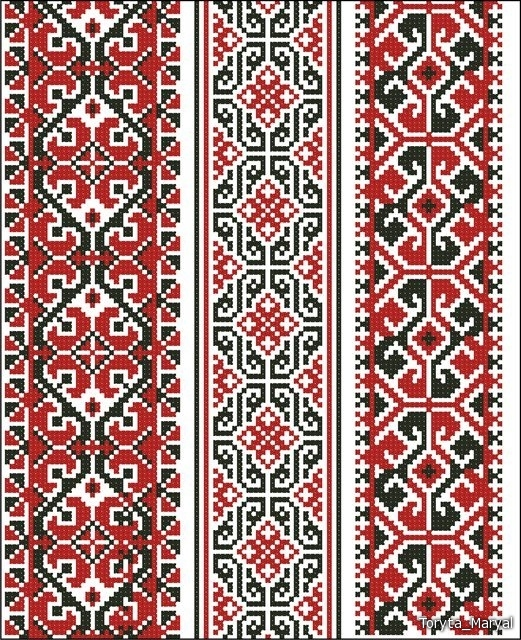Ще схеми вишивки - http://vyshyvanka.ucoz.ru/photo.