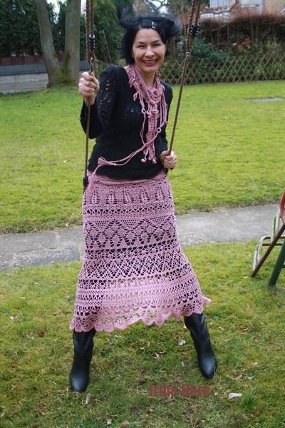 方格花衣裙(57) - 柳芯飘雪 - 柳芯飘雪的博客