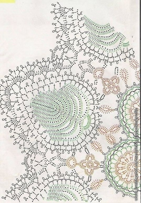 Find Free Crochet Patterns Online : Crochetpedia: Doily patterns