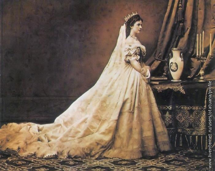 Императрица Елизавета Австрийская (Сиси)