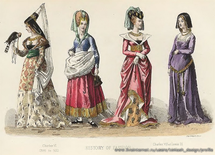 an examination of clothing in the middle ages Sample of life in the middle age essay the middle ages extends from around 500 to 1500 ad most people in the middle age wee wearing woolen clothing.
