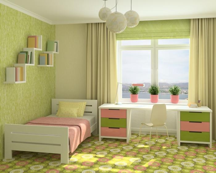 Дизайн детских спален фото