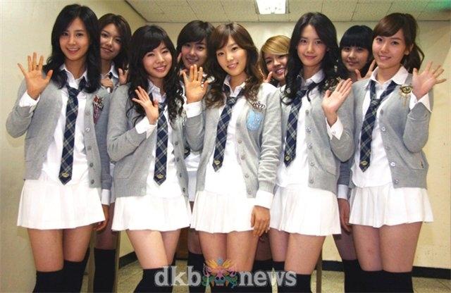 Фото корейских девушек в школьной форме фото 435-867