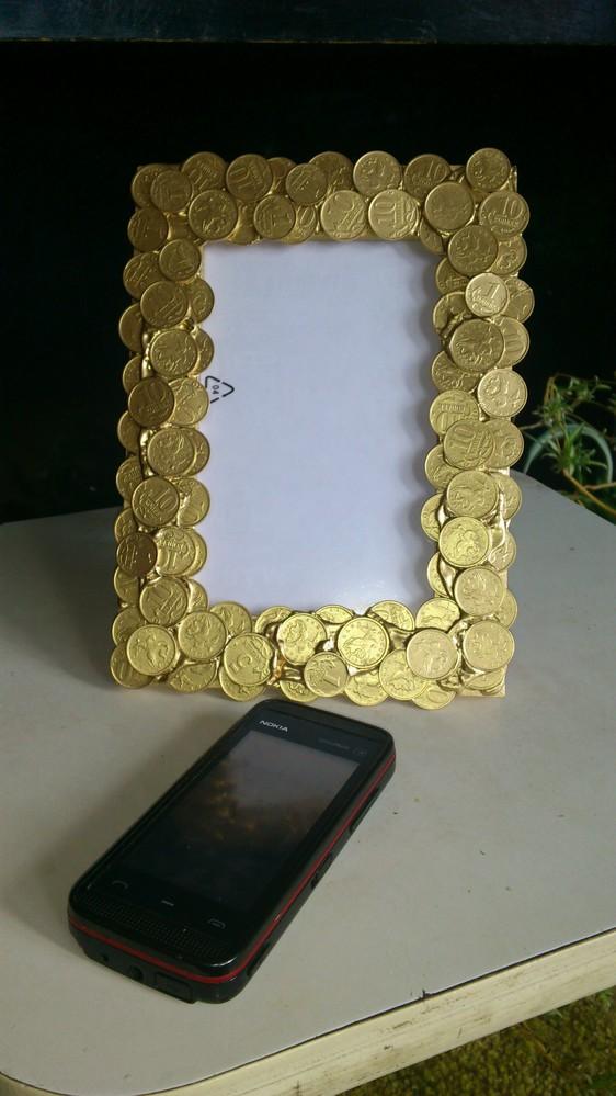 Поделки из монеты своими руками 65