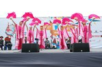 Посмотреть все фотографии серии Фалунь Дафа Фалуньгун на Красной площади(май 2012)