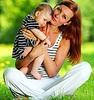 Посмотреть все фотографии серии Мамы с детками