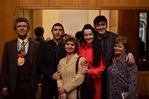 Посмотреть все фотографии серии Золотое Перо Руси-2012: награждение в ЦДЛ