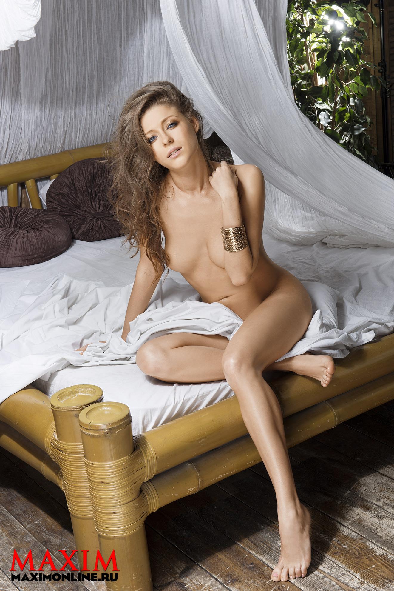 Фотосессия для порножурнала 6 фотография