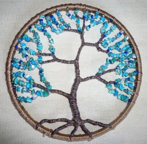 Оберег древо жизни своими руками 11