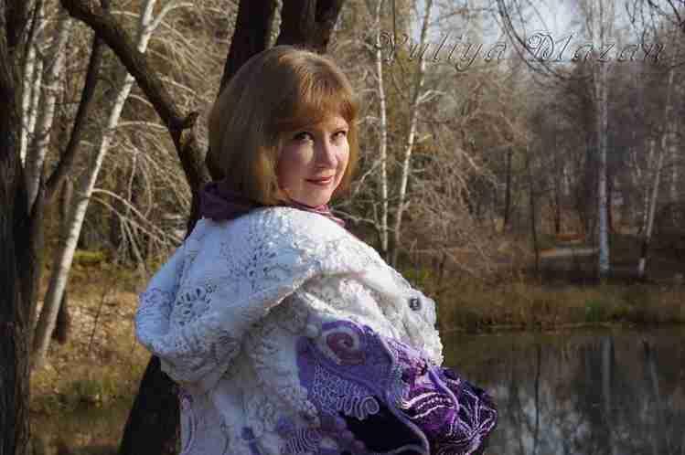 冬季爱尔兰大衣(25) - 柳芯飘雪 - 柳芯飘雪的博客