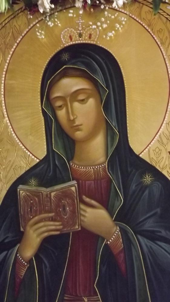 икона калужской божьей матери фото