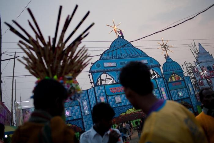 Фотоальбом Индия 7