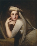 George Romney 1785 Emma, Lady Hamilton