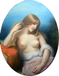 French painter, middle of 19th century