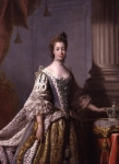 Allan Ramsay 1762 Charlotte Sophia of Mecklenburg-Strelitz