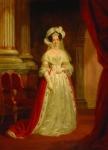 Charles Martin Mrs Wilson, n?e Jemima Lea, Lady Mayoress (1838)
