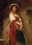 CHARLES ZACHARIE LANDELLE, French (1821-1908)