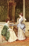 Emmanuel Costa (1833-1921) - The Pearls