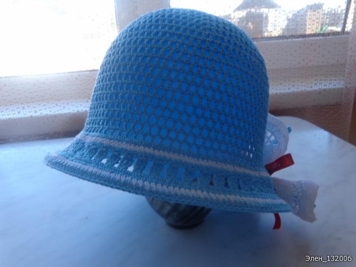 шляпка с калами