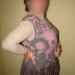 Ирландский первачок-жУльетка (Семеновская  Кабле хлопок 100%, 100гр 430м, около 5 мотков, кр 1,6- 1,3)