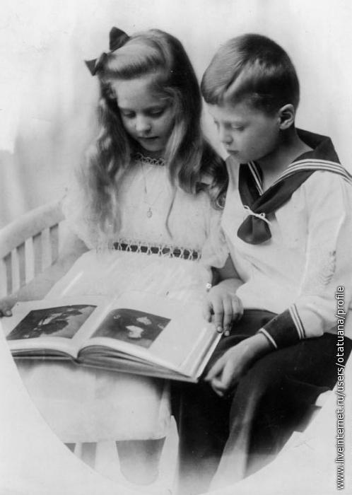Принцесса Сибилла и принц Губертус Саксен-Кобург и Готта .