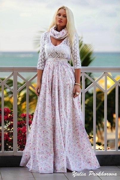 Свадебное платье юлия прохорова