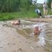 А побултыхаться в горячей воде необыкновенное удовольствие!