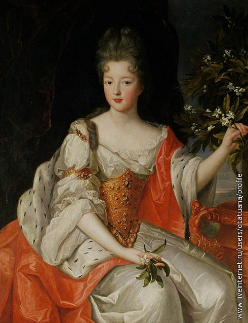 Луиза Франсуаза де Бурбон, герцогиня де Бурбон, мадемуазель де Нант