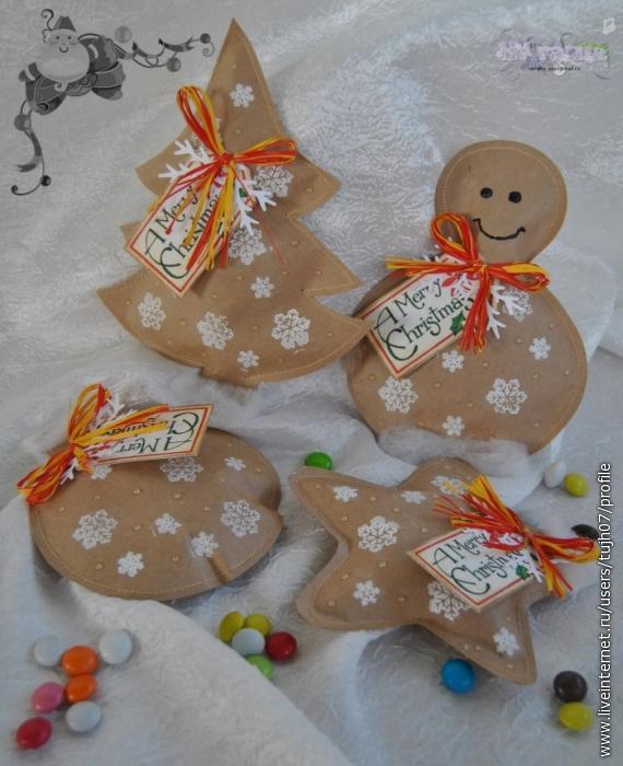 Упаковочно-сладкое и новогоднее