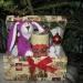 10 января: Теперь у этого Зверика есть имя-- Снежка. И хозяйка Наташка 9 лет