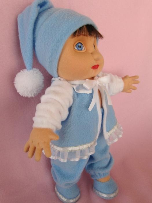 Пупс кукла мастер класс