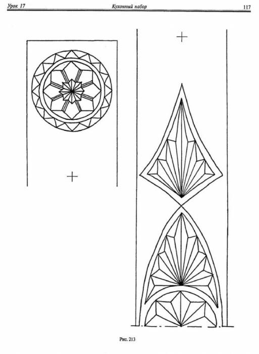 Схемы рисунки для резьбы 626